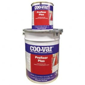 Coo-Var Profloor Plus Floor Paint | paints4trade.com